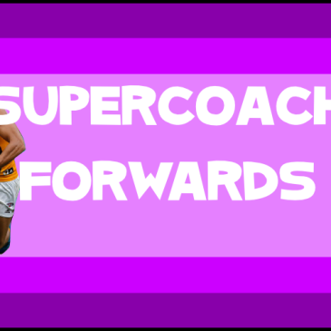 supercoach forwards 2016