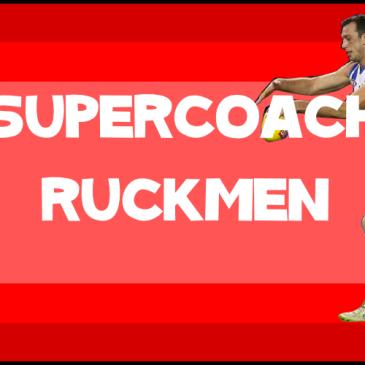 supercoach ruckmen 2016