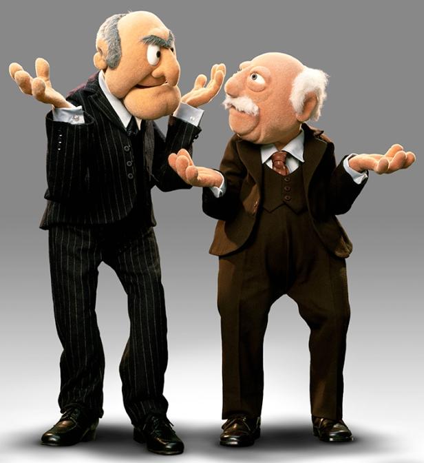 Peyton and Waldorf?