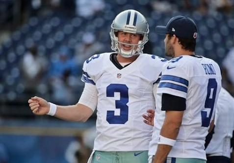 Brandon Weeden starting isn't the end of the world for the Cowboys
