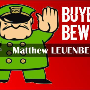 matthew leuenberger supercoach